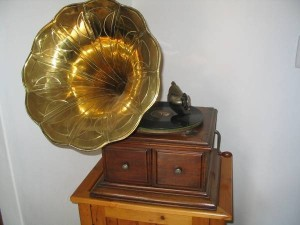 Gramophone His Master's Voice
