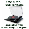 Vinyl to MP3 Turntable now available to buy online