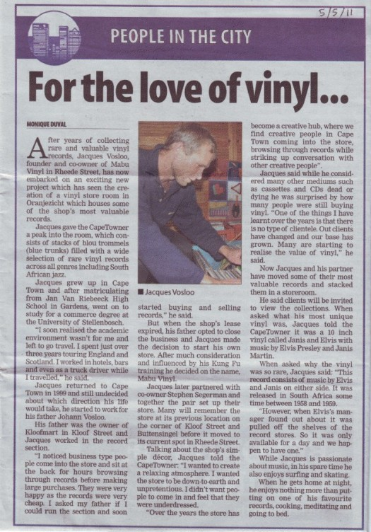 for the love of vinyl