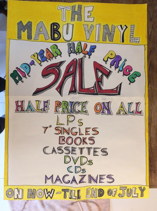Mabu Poster