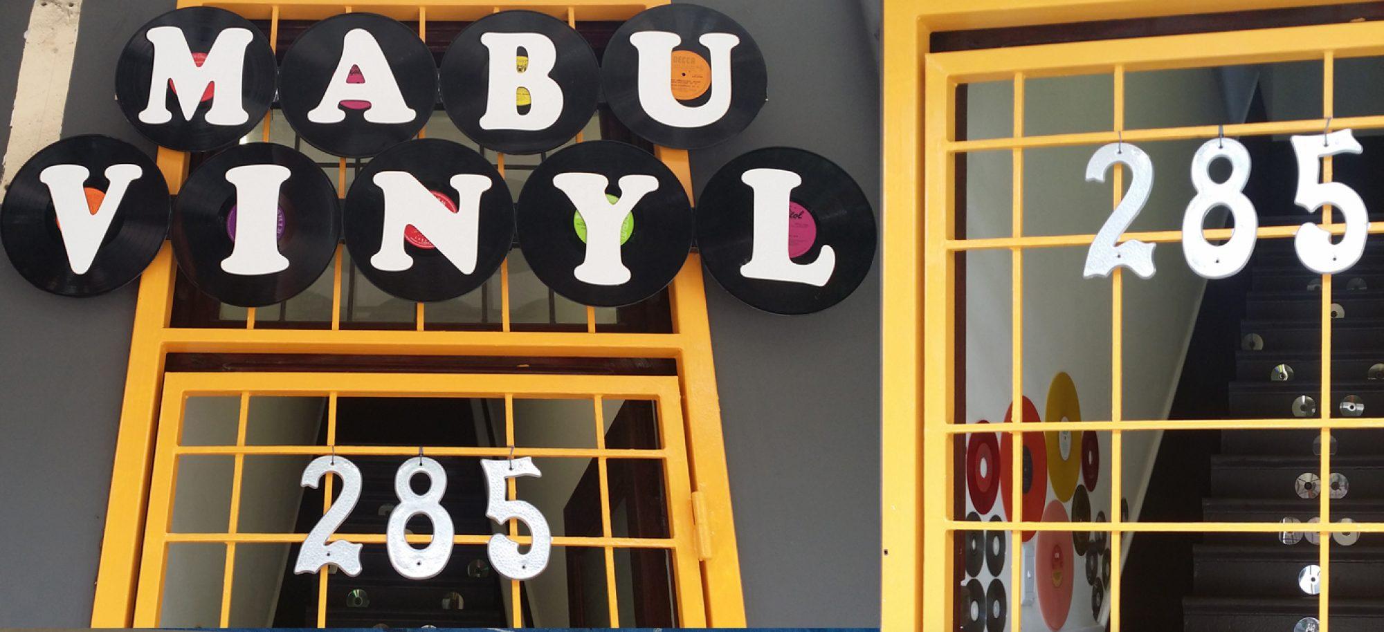 Mabu Vinyl